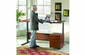 stand up desk houston tx