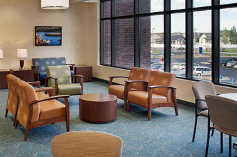 Hospital Furniture - Wells and Kimich